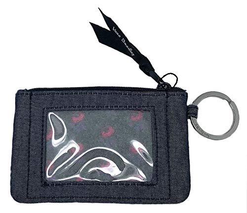 Vera Bradley Women's Zip ID Case (Moonlight Navy)