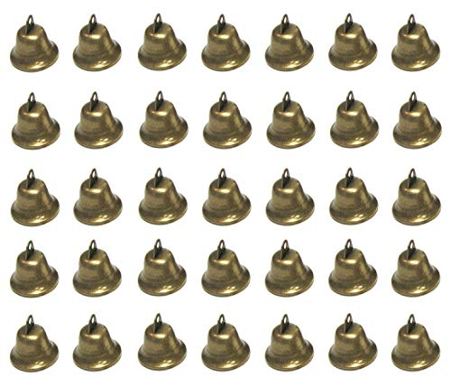 Maydahui Vintage Bronze Jingle Bells (1.7