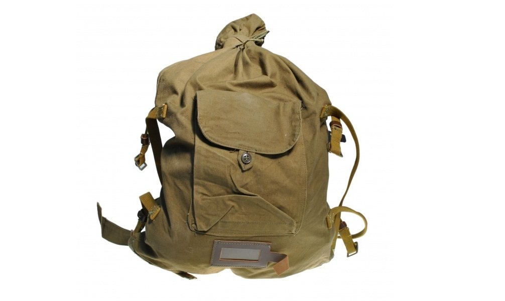 Made In USSR Soviet Army WWII Type Duffle Bag Backpack Sidor rucksack knapsack Brand new 1970