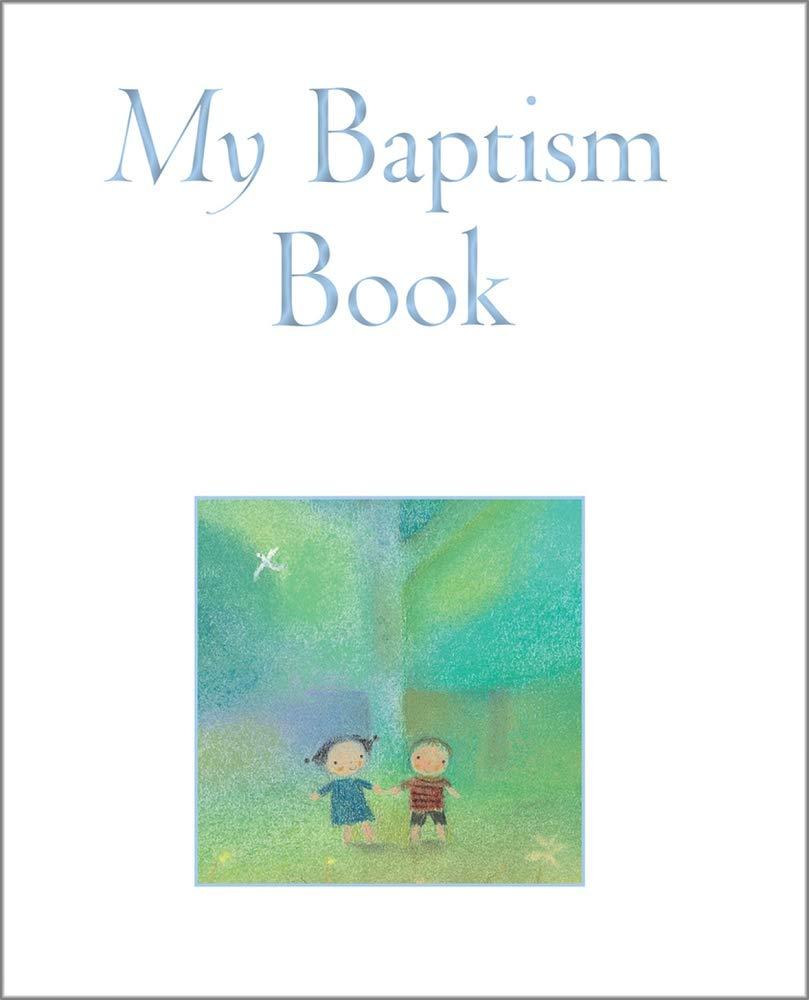 My Baptism Book ebook