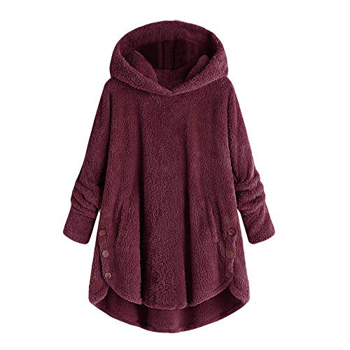 Womens Oversized Hooded Coats