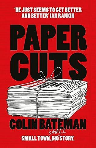 book cover of Papercuts