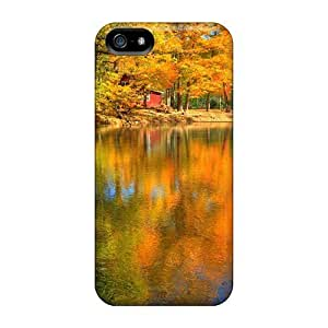 New Autumn Free Autumn 73 Tpu Case Cover, Anti-scratch Touching Rhythms Phone Case For Iphone 5/5s