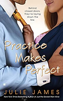 Practice Makes Perfect (Berkley Sensation) by [James, Julie]