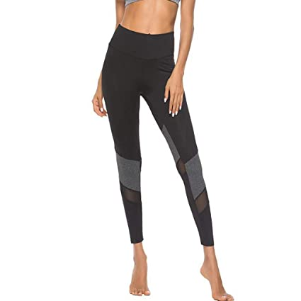 Women's Clothing Active Womens Glitter Leggings Stretchy Metallic Skinny Tight Casual Workout Yoga Pants
