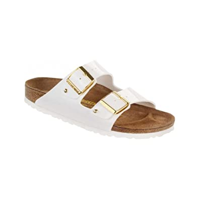 Arizona Sandals Birko Flor - EUR 38 - narrow - white