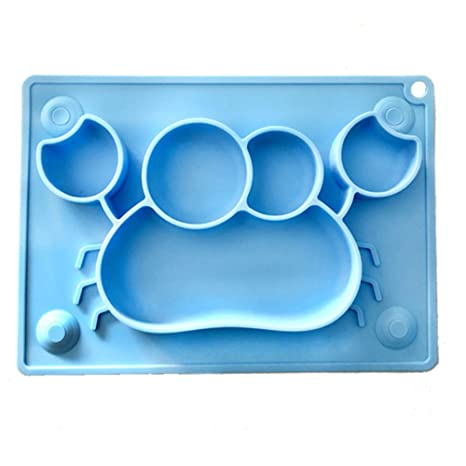 Aisoway Infantiles Placas de Ventosa de Silicona no Slip Mat ...