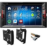 JVC DVD/CD Player w/Bluetooth/USB/iPhone/Android For 2008-2014 Dodge Challenger