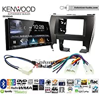 Volunteer Audio Kenwood DDX9904S Double Din Radio Install Kit with Apple CarPlay Android Auto Bluetooth Fits 2015-2017 Non Amplified Toyota Camry