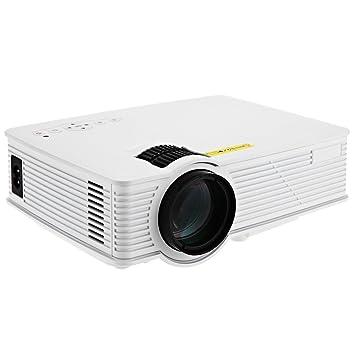 SmartLife GP-9 Proyector LCD Multimedia de Alta Definición de Mini ...