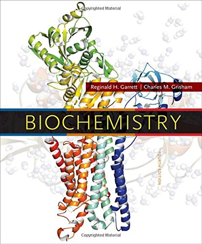 Biochemistry (Available Titles CengageNOW)