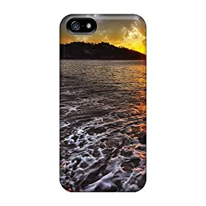 For TianMao Iphone Protective Case, High Quality For Iphone 5/5s Beach Skin Case Cover