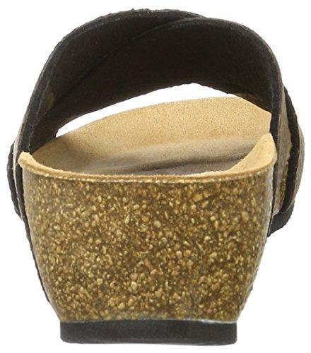 Gabor Home Ee-48-001 - Sandalias Mujer Gold (oro-vieja)