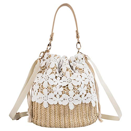 ETOSELL Women Handbag Lace...