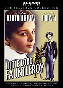 Little Lord Fauntleroy: Kino Classics Remastered Edition