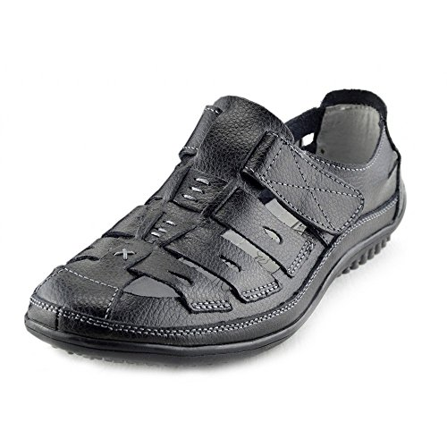 Scarpe Donna Pelle Eleganti Confortevole Kick Superiore In Footwear Soletta Nero Vera Piedi A vf5wEwq