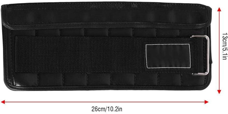 Envolturas de mu/ñeca de Levantamiento de Pesas el/éctricas Soporta 1-3 kg de Pesas Ajustables Equipo de Entrenamiento de Sacos de Arena Jadeshay Mu/ñequeras