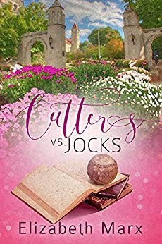 Cutters Vs. Jocks (Chicago Sports Romance Book 1) by [Marx, Elizabeth]
