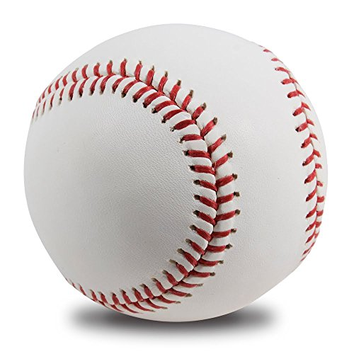 (All-American Adult/Youth Unmarked Baseball for League Play, Practice, Competitions, Gifts, Keepsakes, Arts and Crafts, Trophies, and Autographs)