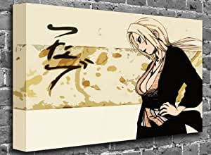 "Naruto - Naruto Uzumaki Samurai Champloo Animated Comic Canvas Art Canvas Print Picture print Size: (24"" x 16"")"