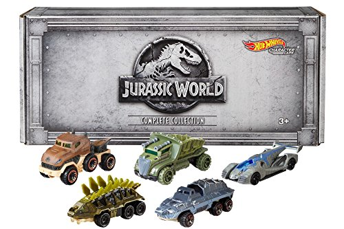 Jurassic World Cars is a popular toy for boys