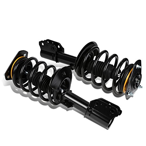(For Chevy Uplander/Pontiac Montana Front Left/Right Fully Assembled Shock/Strut + Coil Spring 172231 182231 )