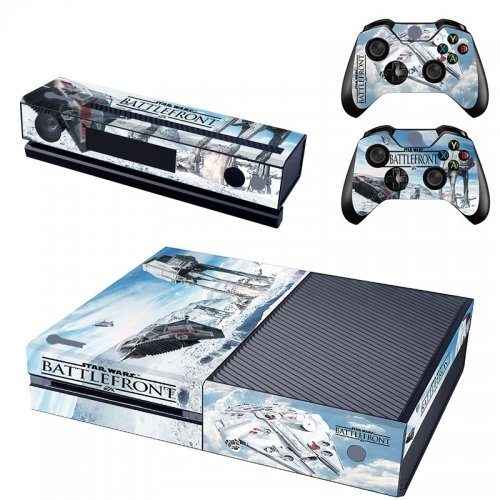 STAR WARS BATTLEFRONT MILLENIUM FALCON SKIN STICKER XBOX ONE