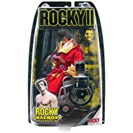 Jakks Pacific Rocky II Exclusive Action Figure Rocky Post Fight at Hospital