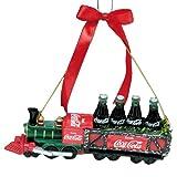 Kurt Adler Coca-Cola Train Ornament