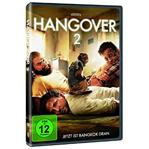 Hangover 2 DVD AMazon