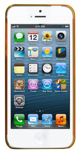 Case-Mate CM022603 rPET Schutzhülle für Apple iPhone 5 orange