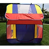 Sunshines Kid Playhouse Play Tent Playtent Pop Hut Castle For Toddlers Indoor Outdoor