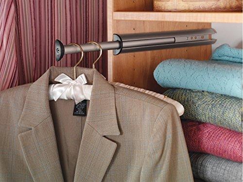 Rangement pour vêtements et penderies Valet de placards Tige en ...
