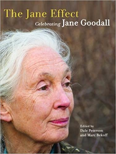 Book The Jane Effect: Celebrating Jane Goodall