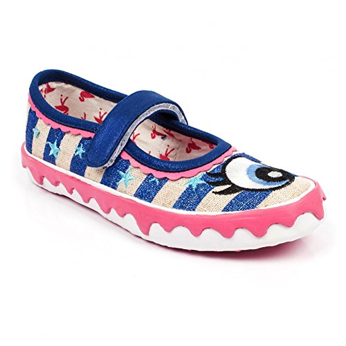 IRREGULAR CHOICE KIDS Irregular Choice Kids Eye Eye Blue 34