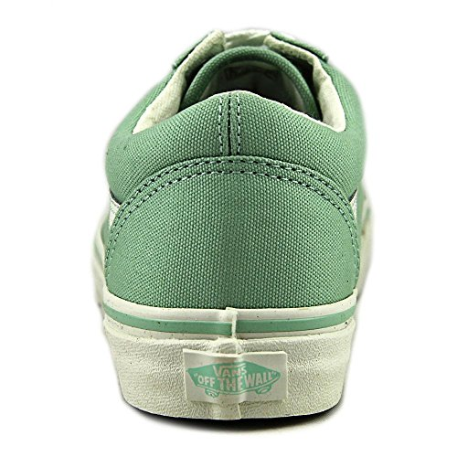 Vans Old Skool Canvas Sneakers Green Gsmrgrn/Blncdblnc sale view discount outlet gwmtImGt