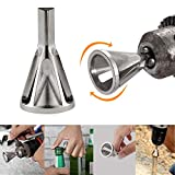 Seven Sparta Deburring External Chamfer Tool for Drill Bit Stainless Steel Removing Burr Tools (2 Pack)