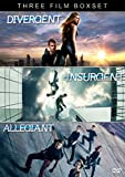 Divergent / Insurgent / Allegiant | Triple Movie Pack | 3 Discs | NON-USA Format | PAL | Region 4 Import - Australia