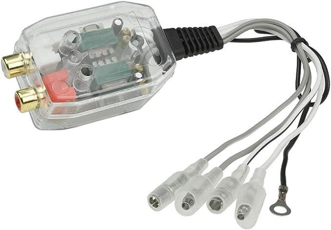 Maxxcount 2 Kanal High Low Converter Belastbarkeit Elektronik