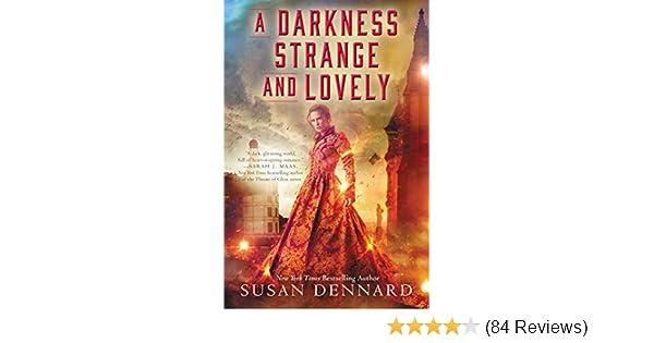 Amazon A Darkness Strange And Lovely Something Strange And