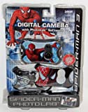 Spider-man 3 Digital Camera with Photolab Software