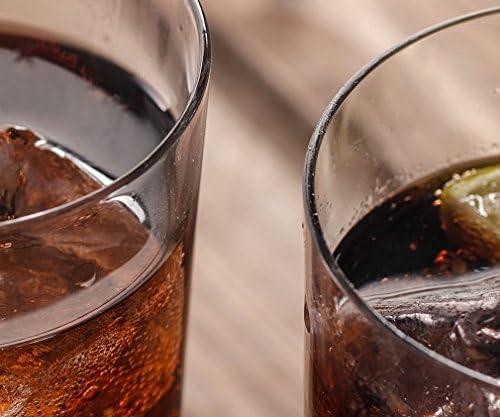 Juego de 4/Cuba Libre de bola vasos largos 330 ml/11,15 oz ...
