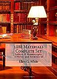 1888 Materials 4 Volume Set (1888 Materials of Ellen G. White)