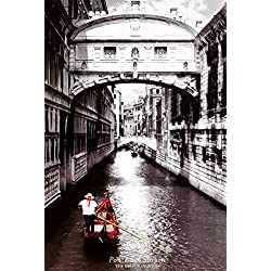 Laminated Bridge of Sighs Poster 24 x 36in