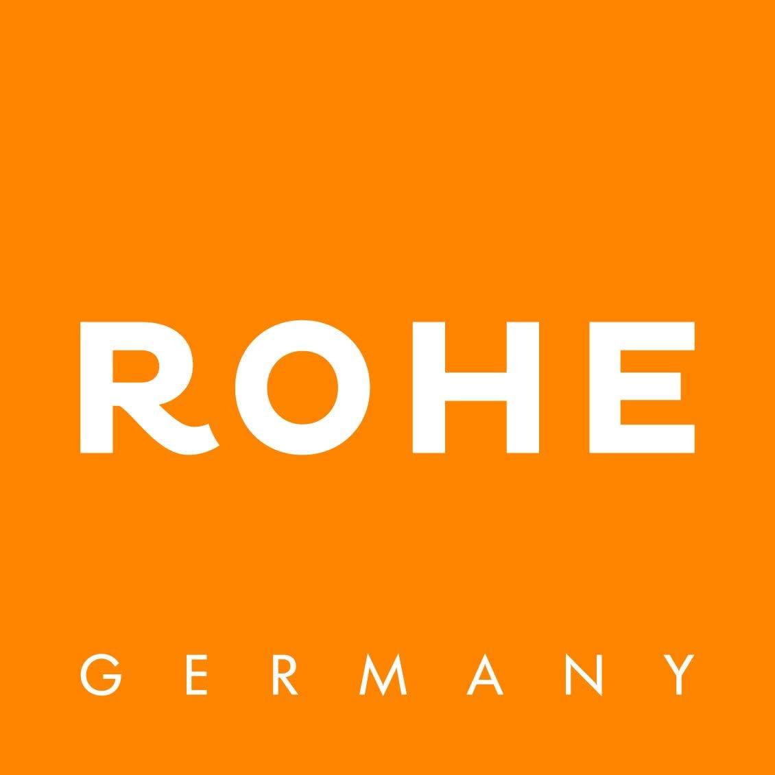 Rohe Germany 203232-32 Wok de Aluminio Modena 32cm