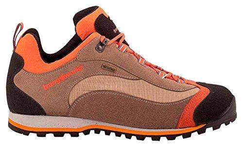 Trango Shangu, Zapatillas de Deporte Exterior Unisex Adulto, Marrón (Marron Chocolate7marron Barro 015), 41 EU