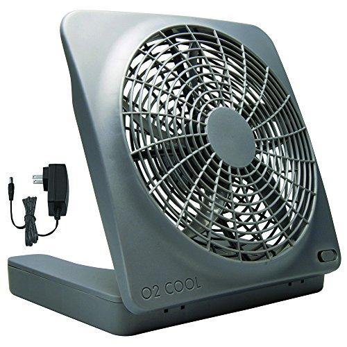 10 Inch Fan : O cool inch portable fan with ac adapter the camping