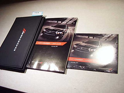 Download 2014 Dodge Charger user guide Owners Manual ebook