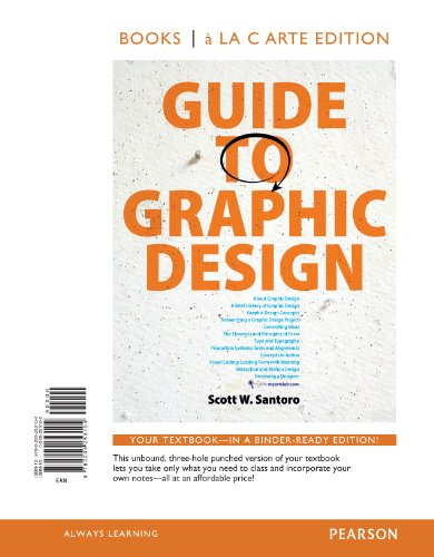 Guide To Graphic Design (Looseleaf)