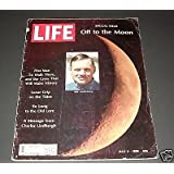 Life Magazine July 4, 1969 -- Cover: Neil Armstrong